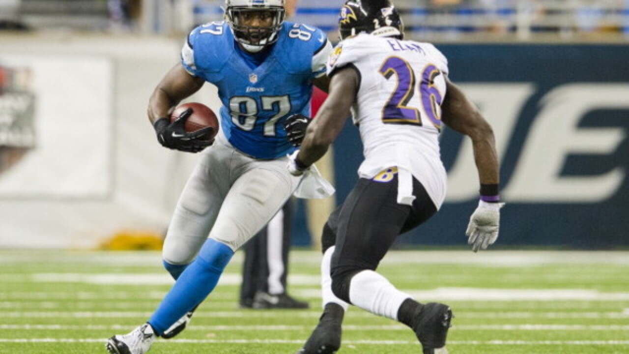 Ex-Lion Brandon Pettigrew arrested in Pittsburgh