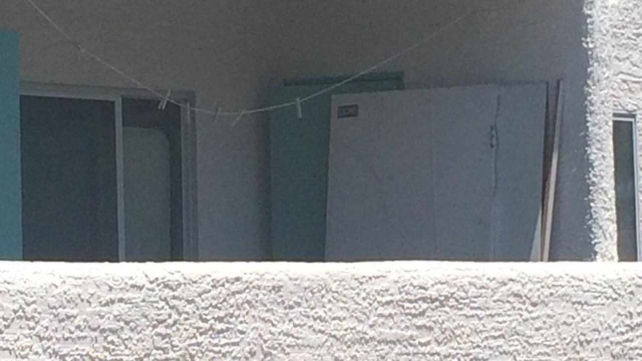 HOA board investigates gun-toting squatters