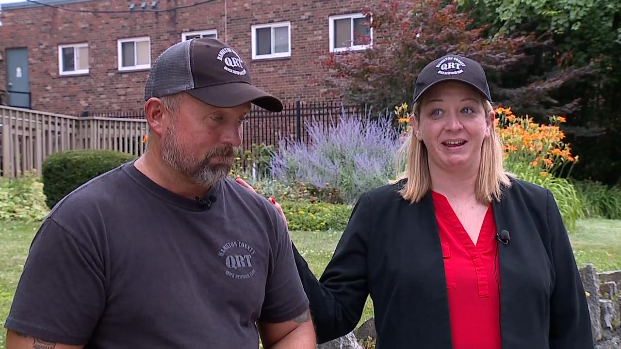 Hamilton County Heroin Task Force's Quick Response Team
