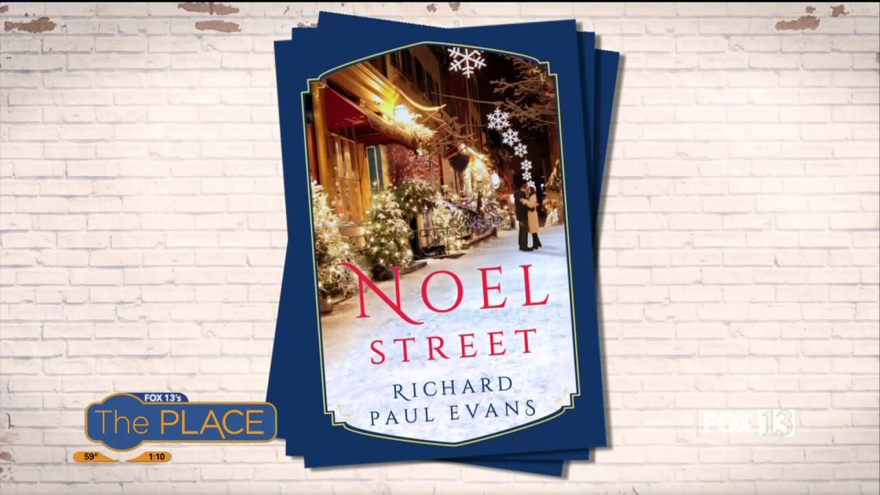 'The King of Christmas Fiction' has a new book outtoday