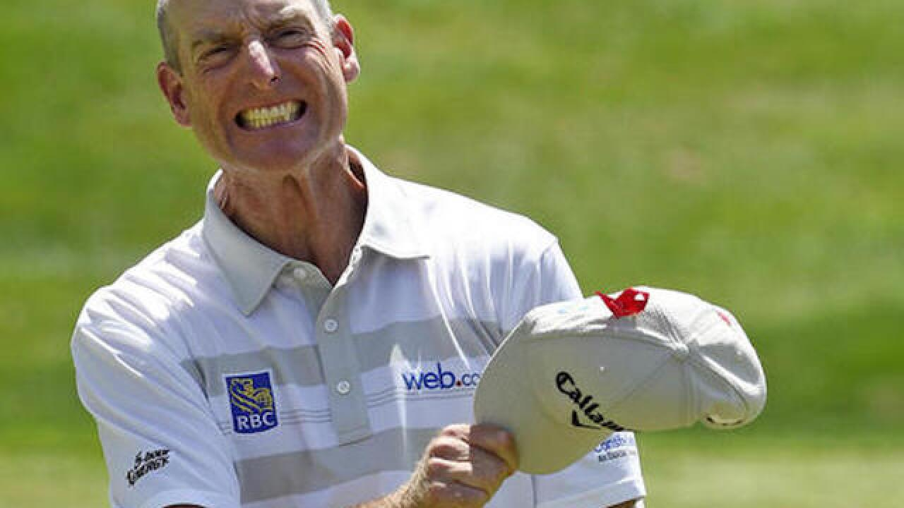 Jim Furyk sets PGA Tour record with final-round 58