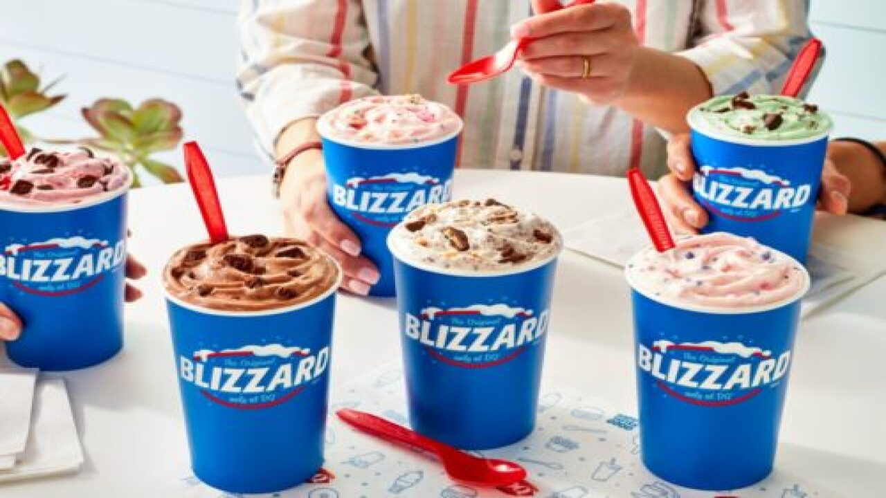 Dairy Queen's Summer Blizzards Are Here And They Look Delicious
