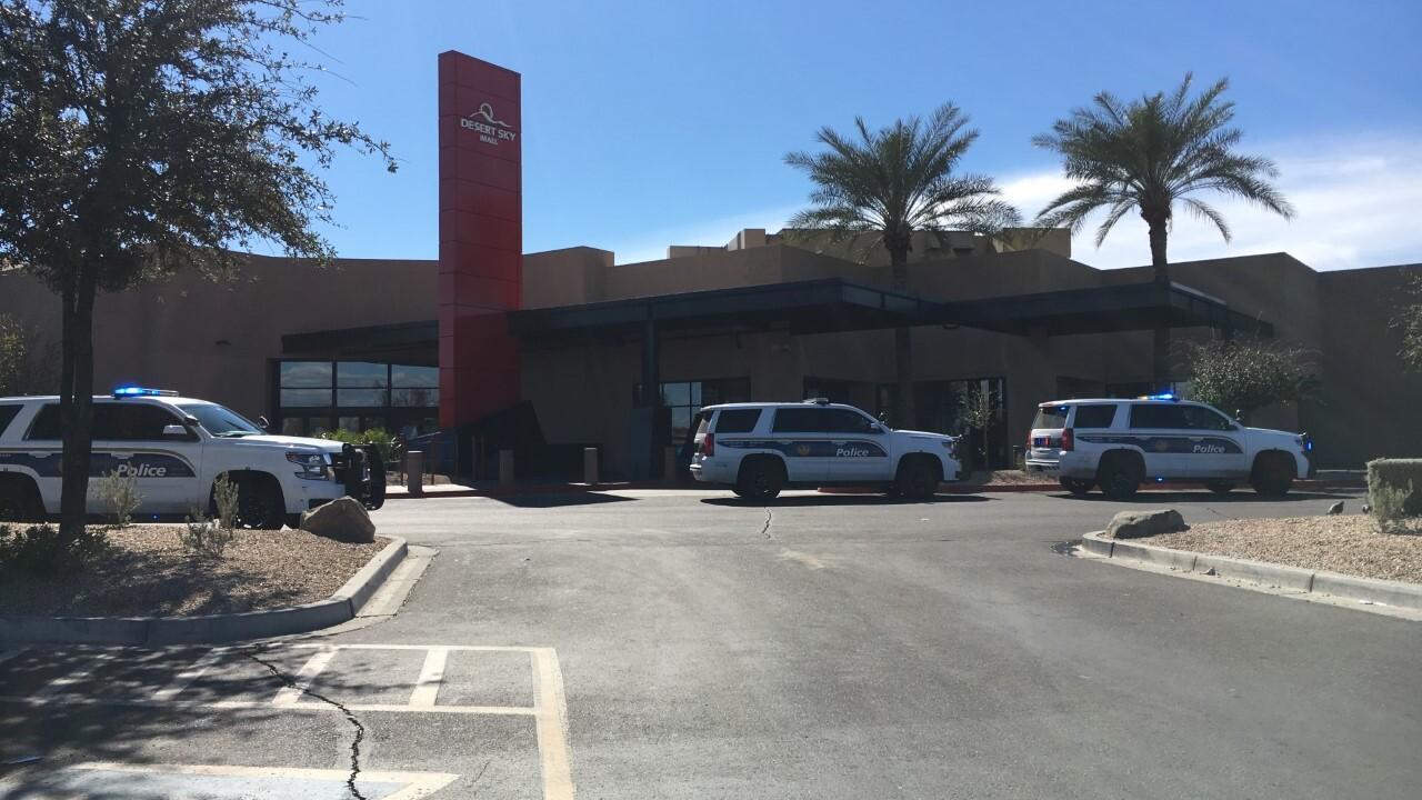 Desert sky mall shooting