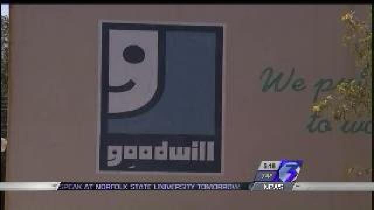 Report: Anti-tank missile found at Colorado Goodwill