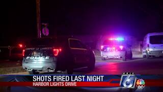 Harbor Lights shooting