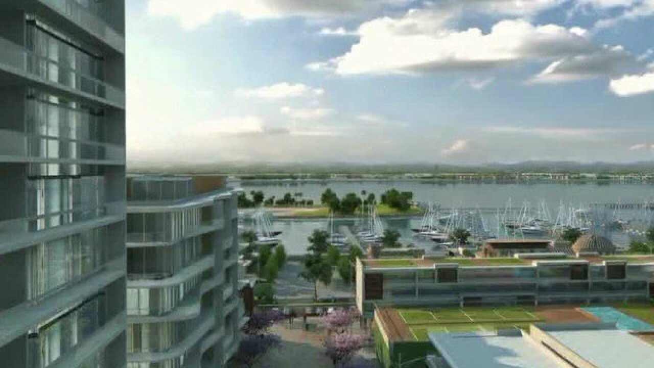 Preparations underway for CV bayfront project