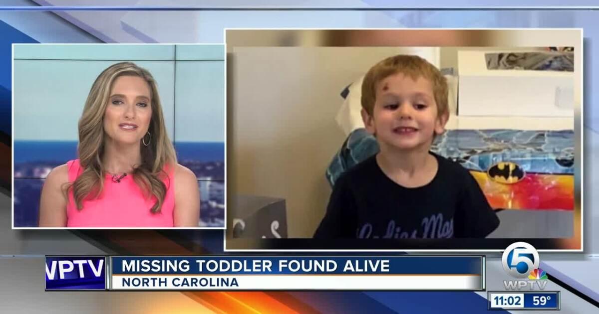 Casey Hathaway: Missing 3-year-old North Carolina boy found