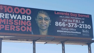 Billboard of Laverda Sorrell