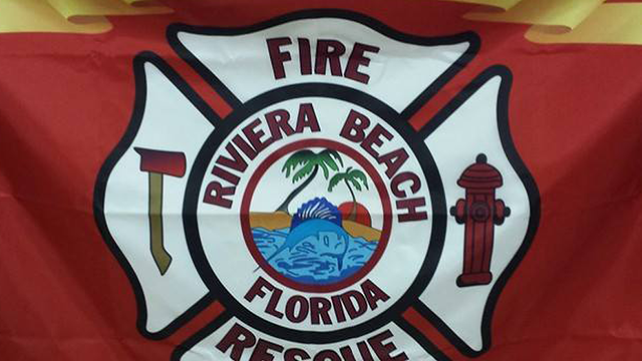 Female in distress pulled from water in Riviera Beach