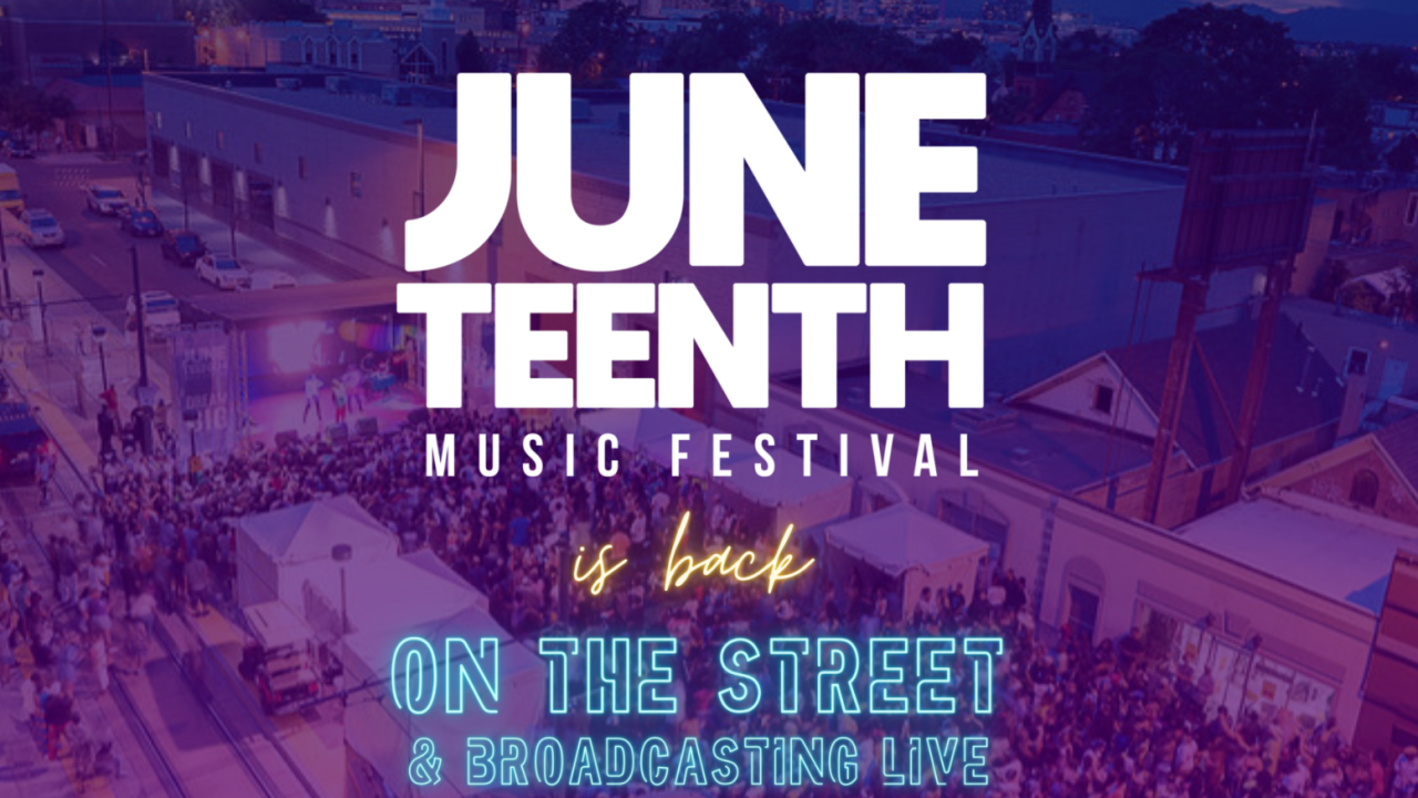 Denver's 2021 Juneteenth Music Festival to include new kickoff event and collaborations