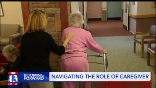 Booming Forward: Navigating the role ofcaregiver