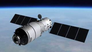 Chinese space lab could crash into Earth any day now