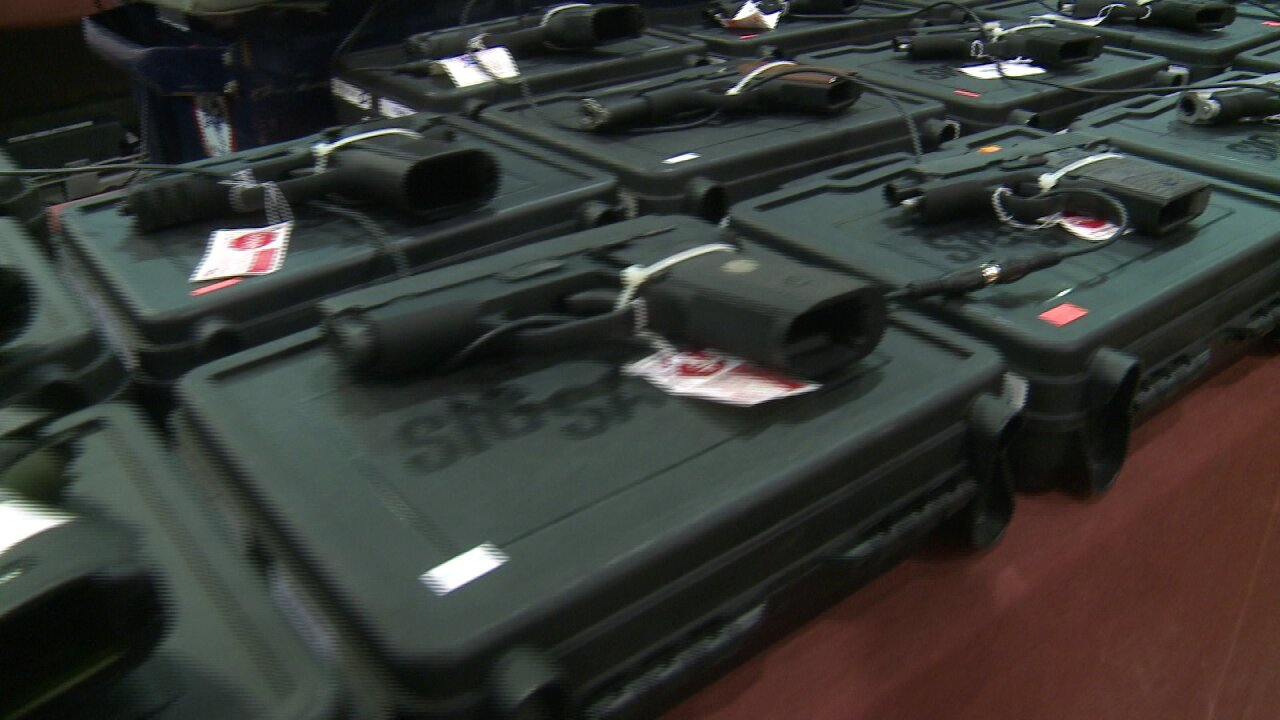 Virginia police department looking for clarification about 'loophole' in juvenile gunrights