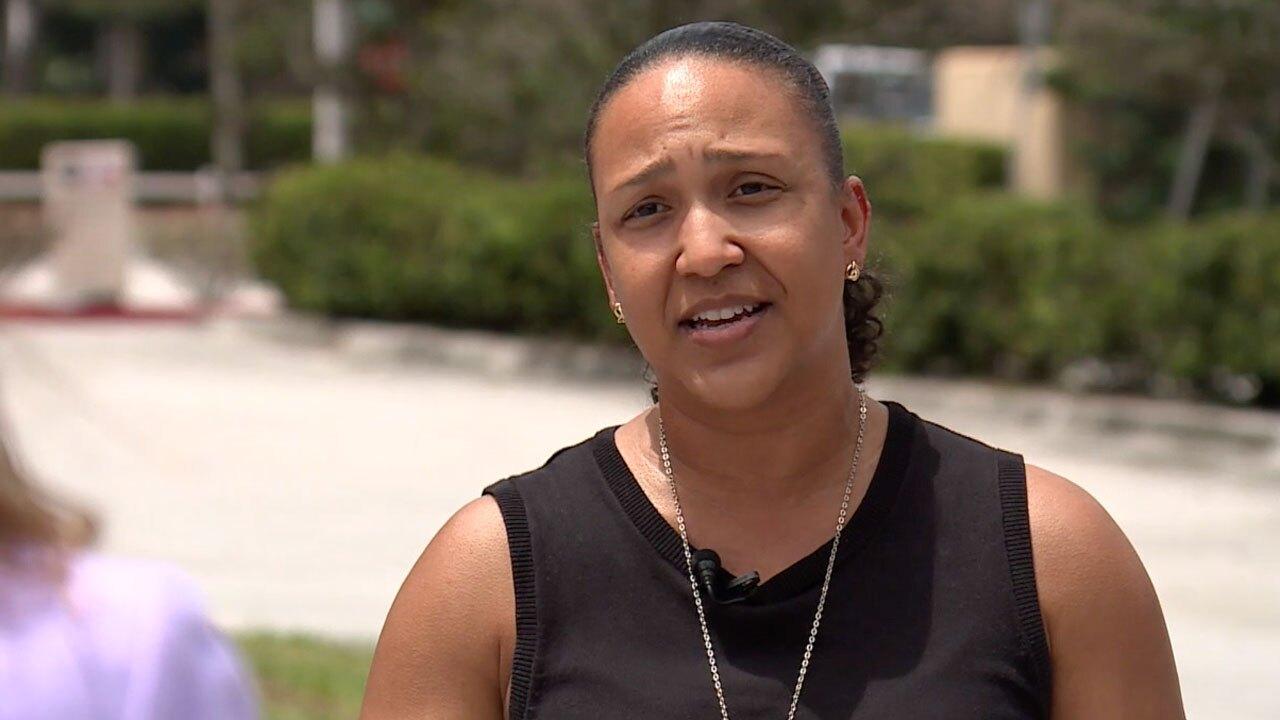Diane Butler, Pasco County parent