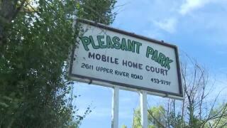 Pleasant Park Mobile Home Court