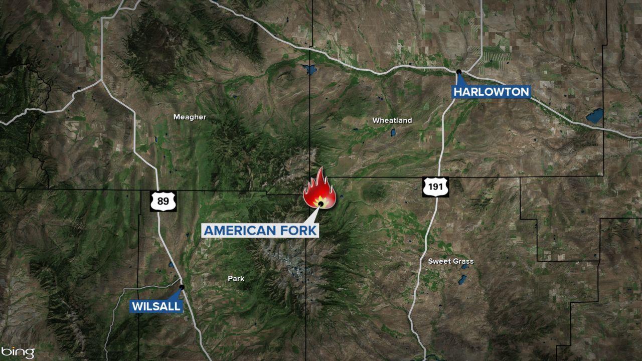 American Fork Fire