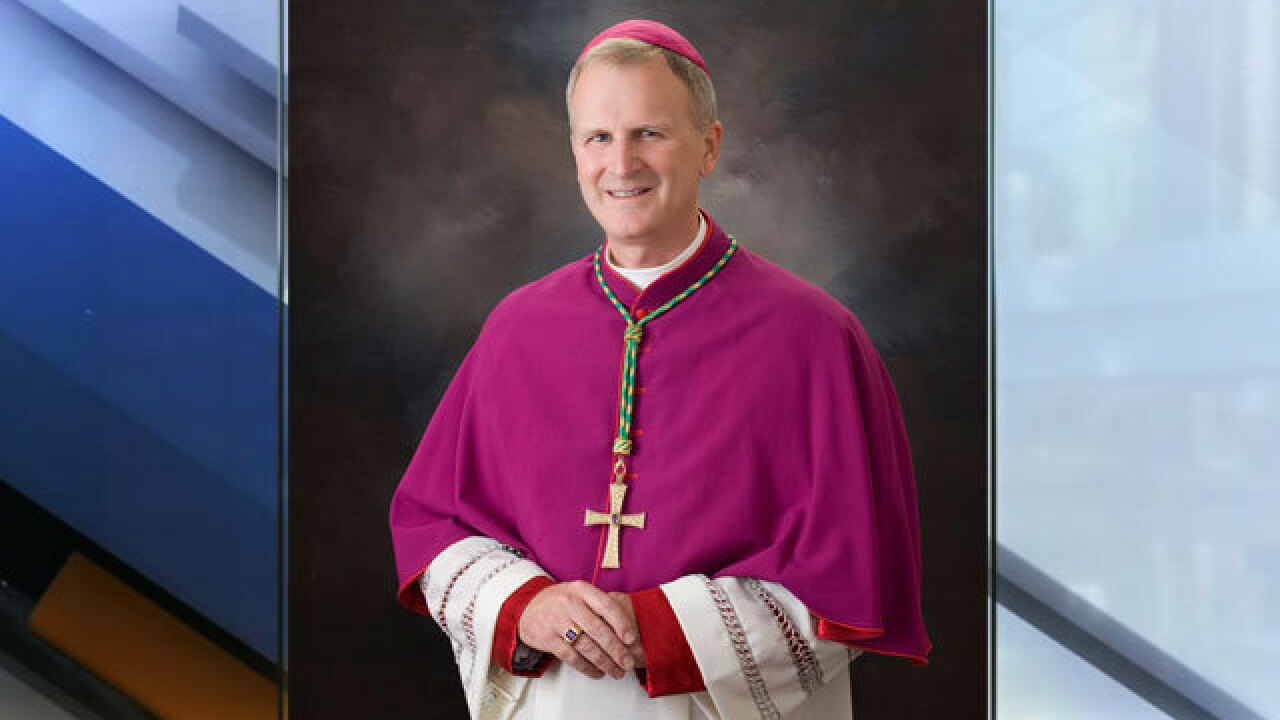 New bishop named for KC-St. Joseph Diocese