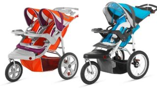 Popular jogging strollers recalled after 215 injuries reported