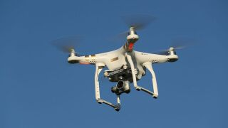 Man used drone to drop homemade explosives on ex-girlfriend's property, US attorneys allege