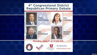 4th Congressional District Republican Primary Debate