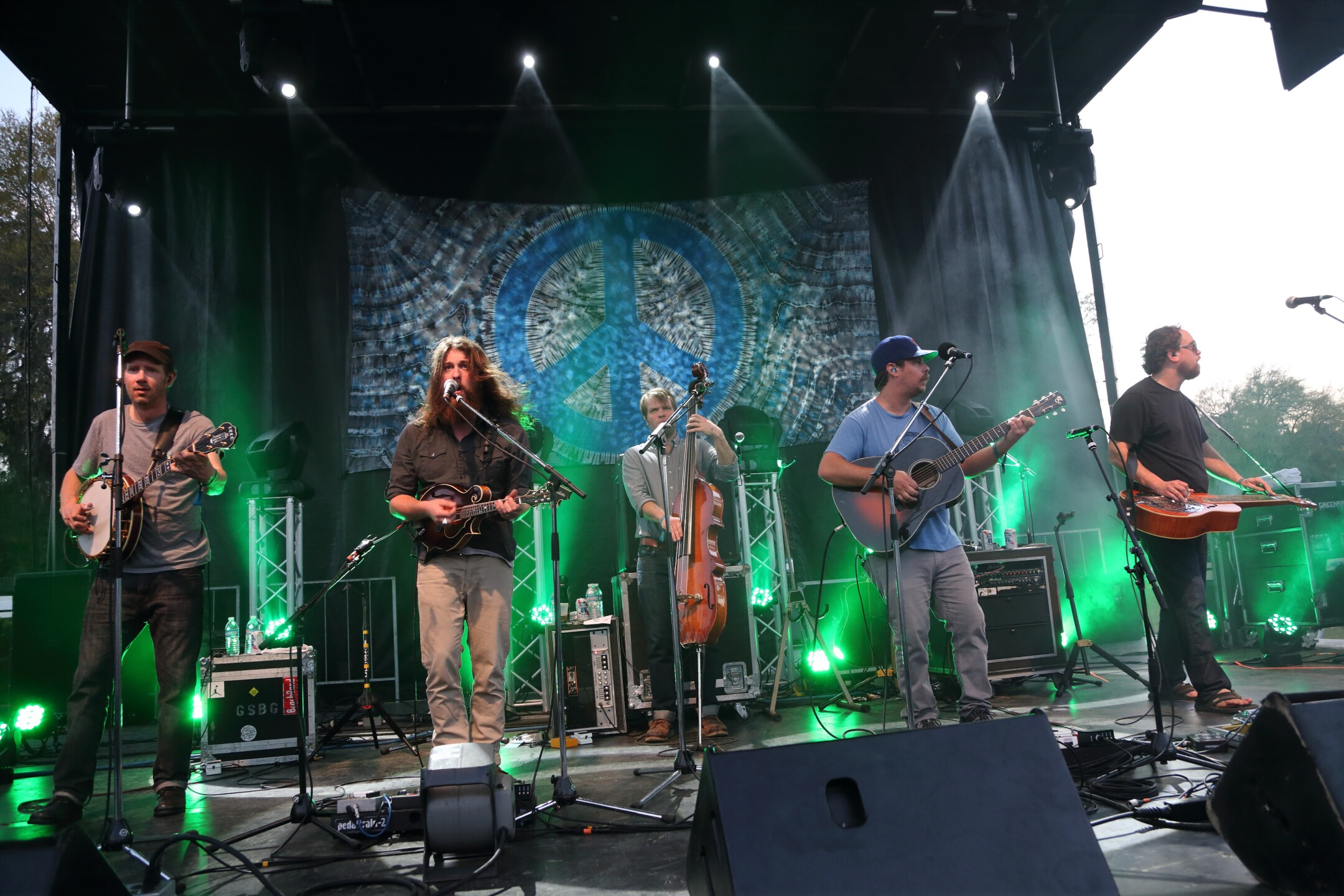 Greensky Bluegrass, Suwannee Springfest