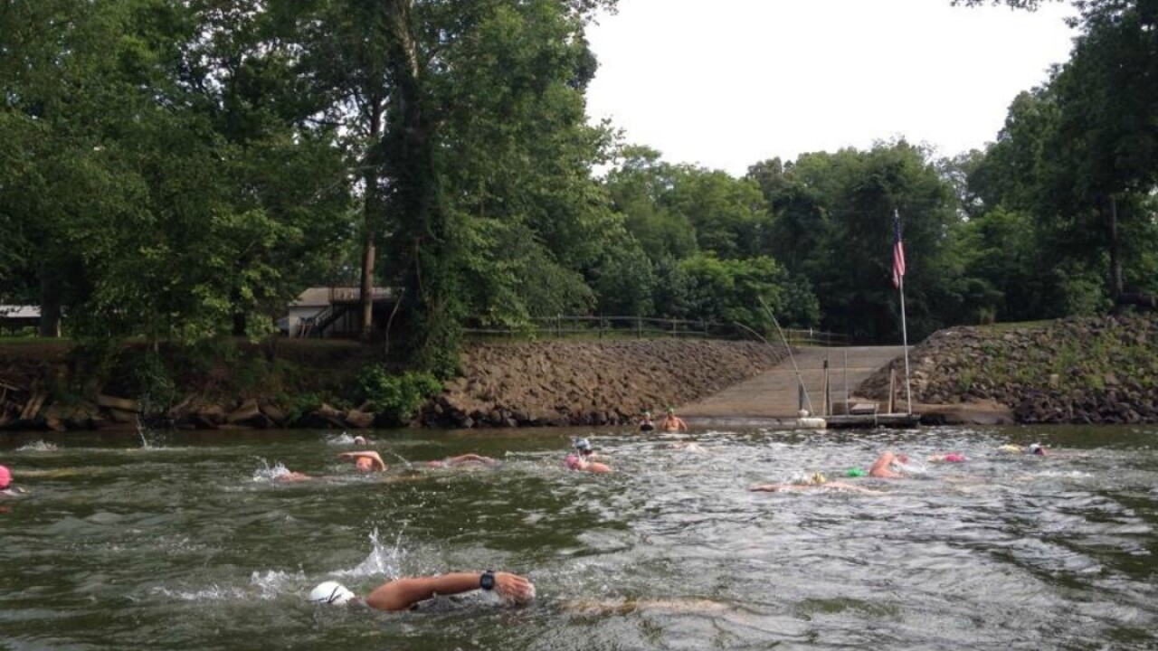 Swimmers, river advocates concerned over Dominion's proposed dumping permit in James