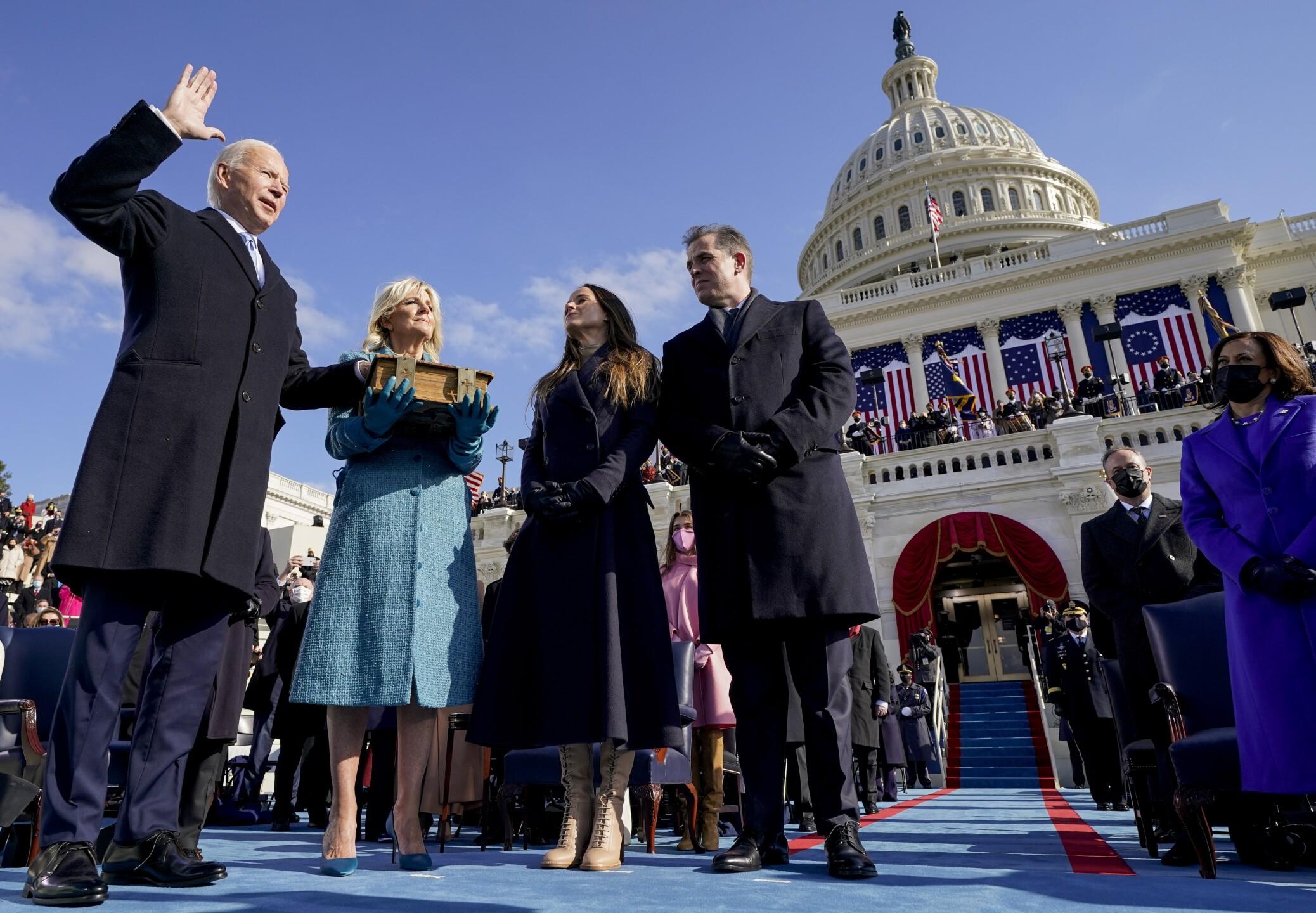 Biden Inauguration Photo Gallery