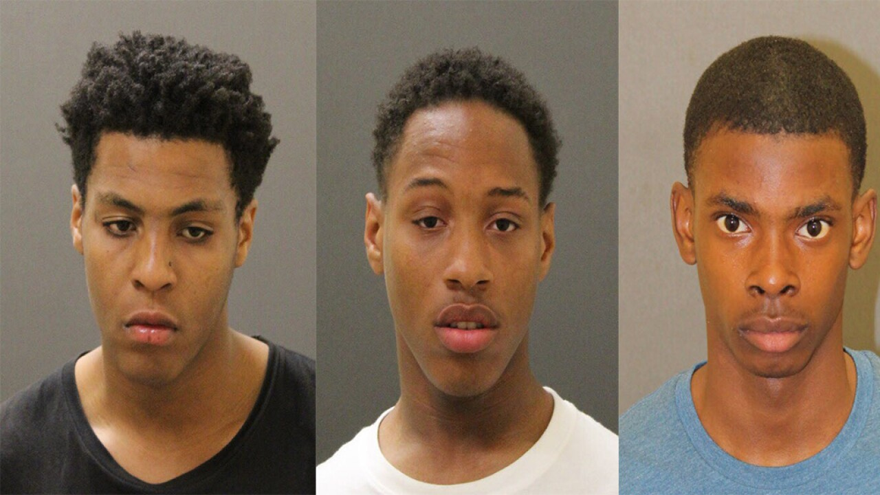 Two Teens, Adult charged in rash of Federal Hill carjacking and robberies