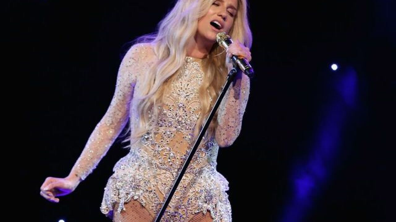 Kesha announces first tour since start of Dr. Luke battle