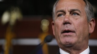 Republican Party in disarray as Boehner quits