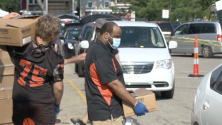 Kent County Food Distribution Site