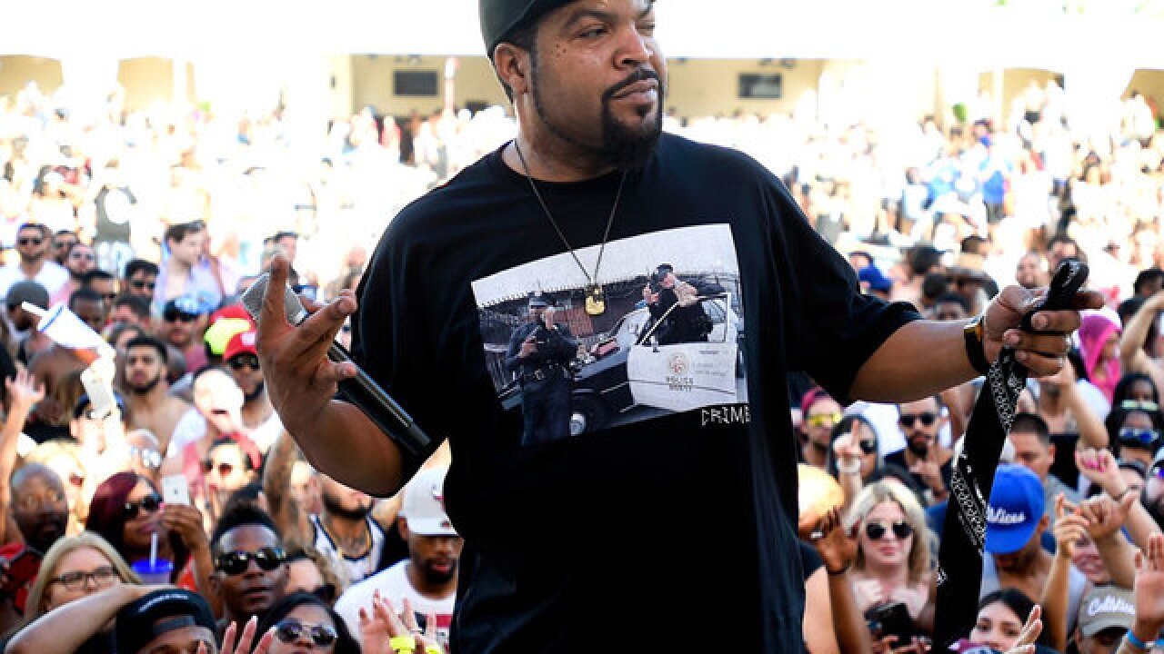 Iconic rapper Ice Cube added to SunFest 2018 lineup