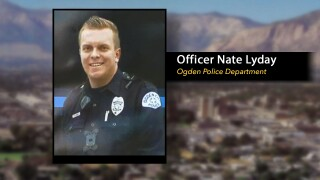 Officer Nate Lyday, Ogden Police Department