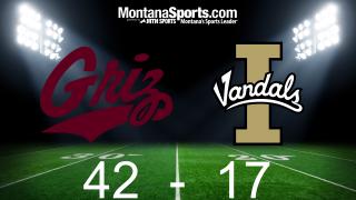 Montana 42, Idaho 17