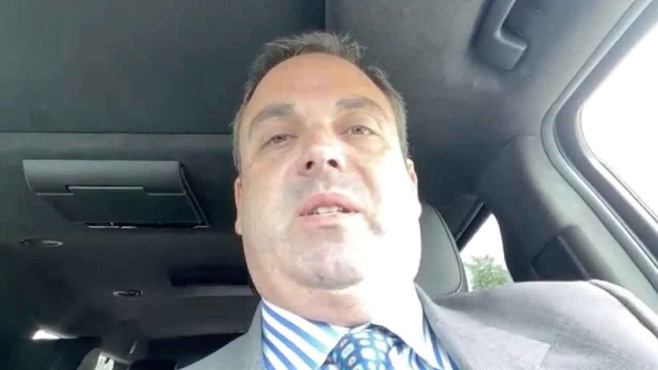 Attorney Brad Sohn, representing victims of Surfside condo collapse