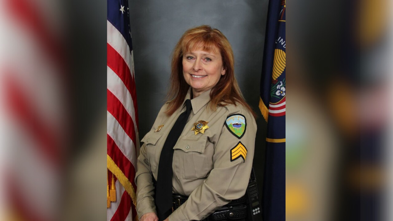 Weber County Sheriff's Office announce passing of Sgt. Marilee Howell