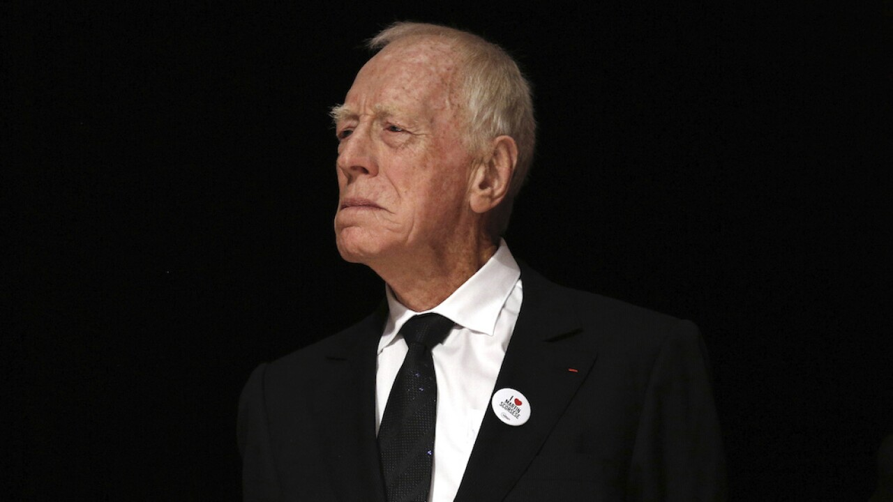 Max von Sydow: 'Excorcist' actor dead at 90