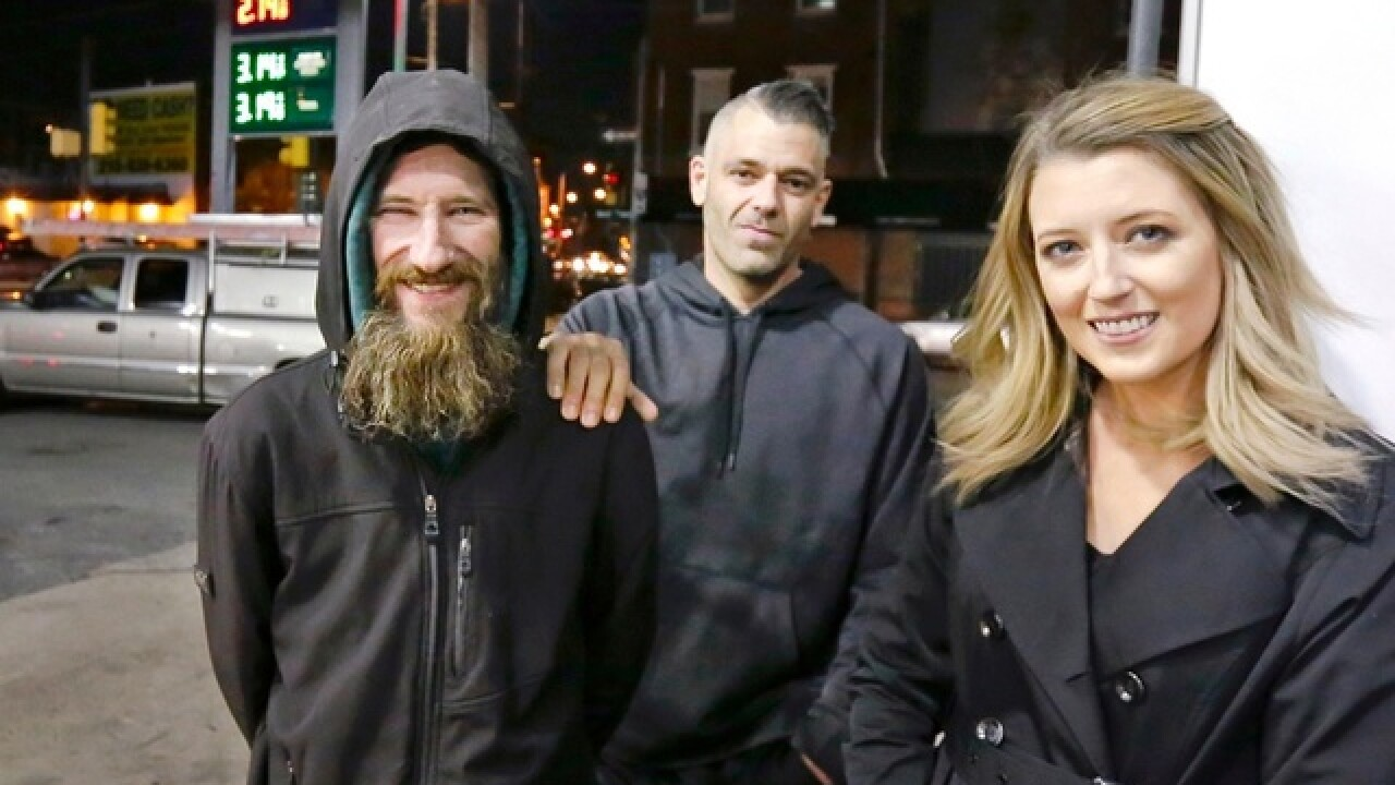Homeless man and New Jersey couple conspired for money raised on GoFundMe, report says