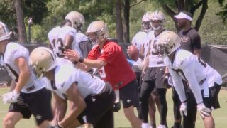 Saints' Brees eager to try new things in 19th NFL season