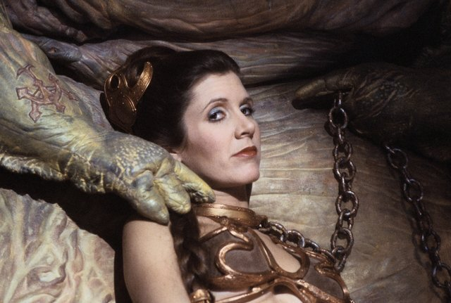 GALLERY: 'Star Wars' actress Carrie Fisher dies at age 60