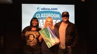 SDCCU Classroom Heroes: Ginny Gallagher LaRowe of Bird Rock Elementary School