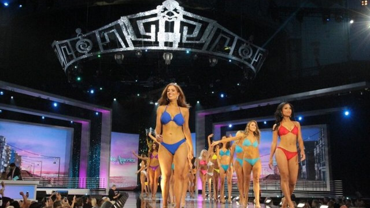 Business as usual for Miss Idaho competition, swimsuits included