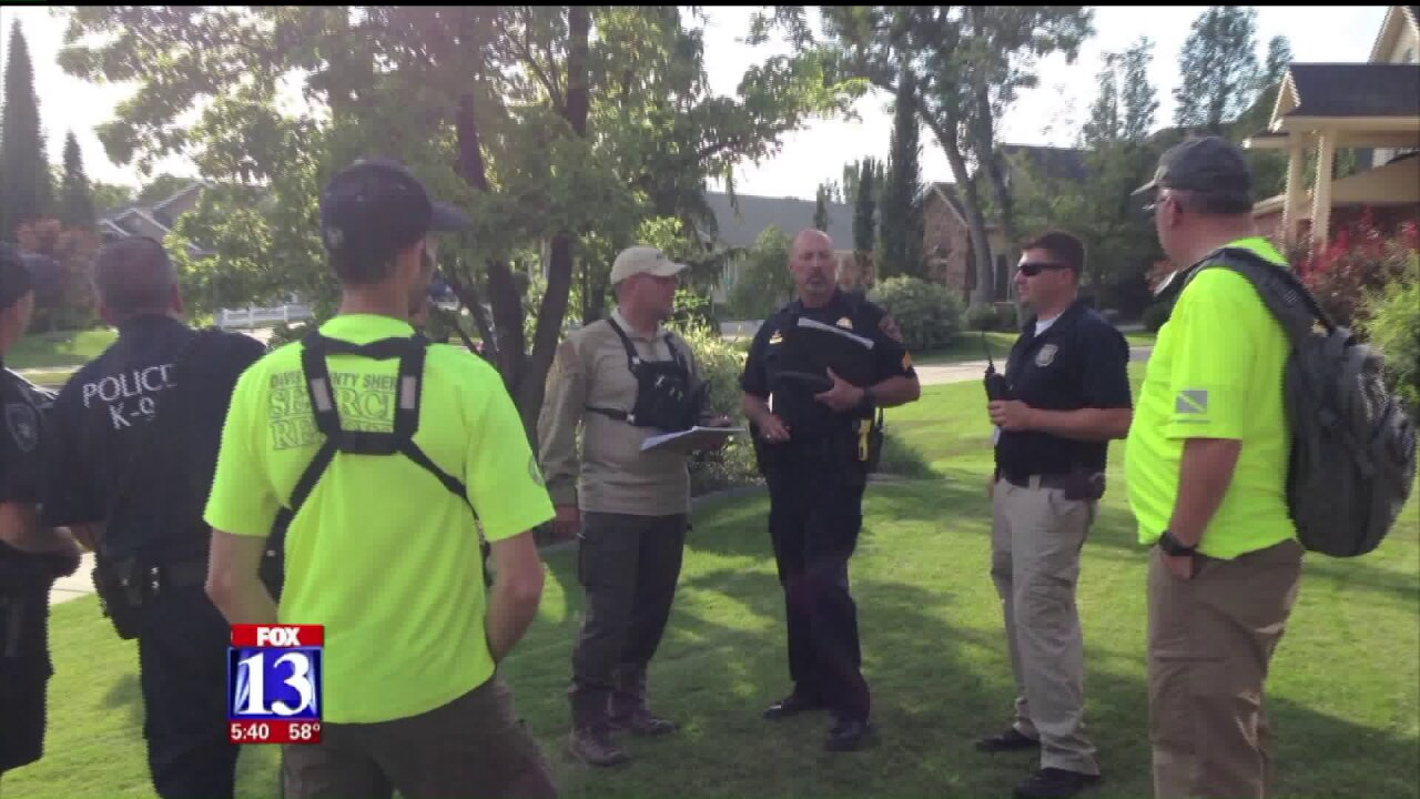 Local police agencies get special training to help bring missing kids homesafely