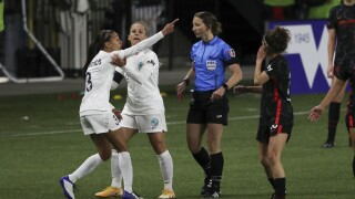 NWSL Kansas City Thorns Soccer
