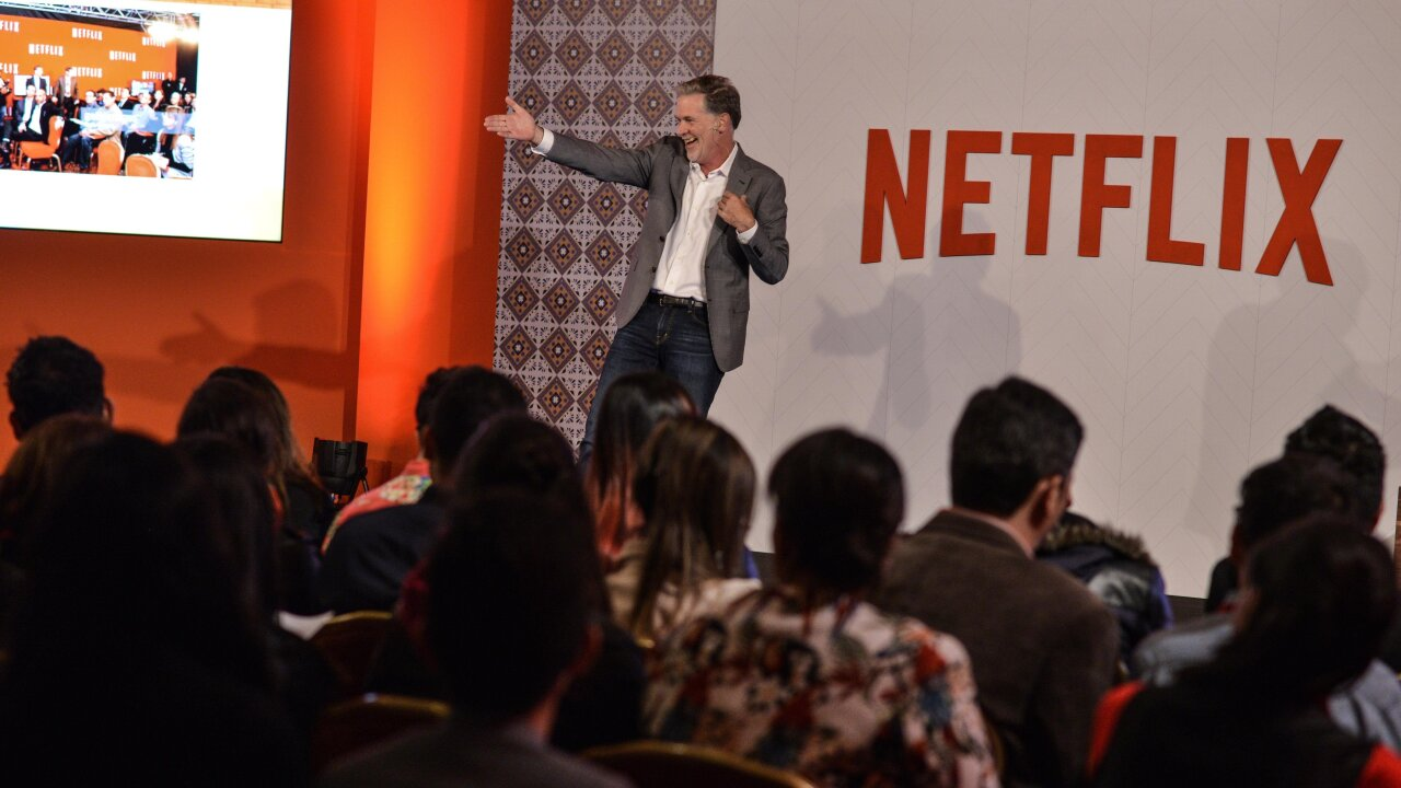 Netflix added record number of subscribers, but stock dips after weak guidance