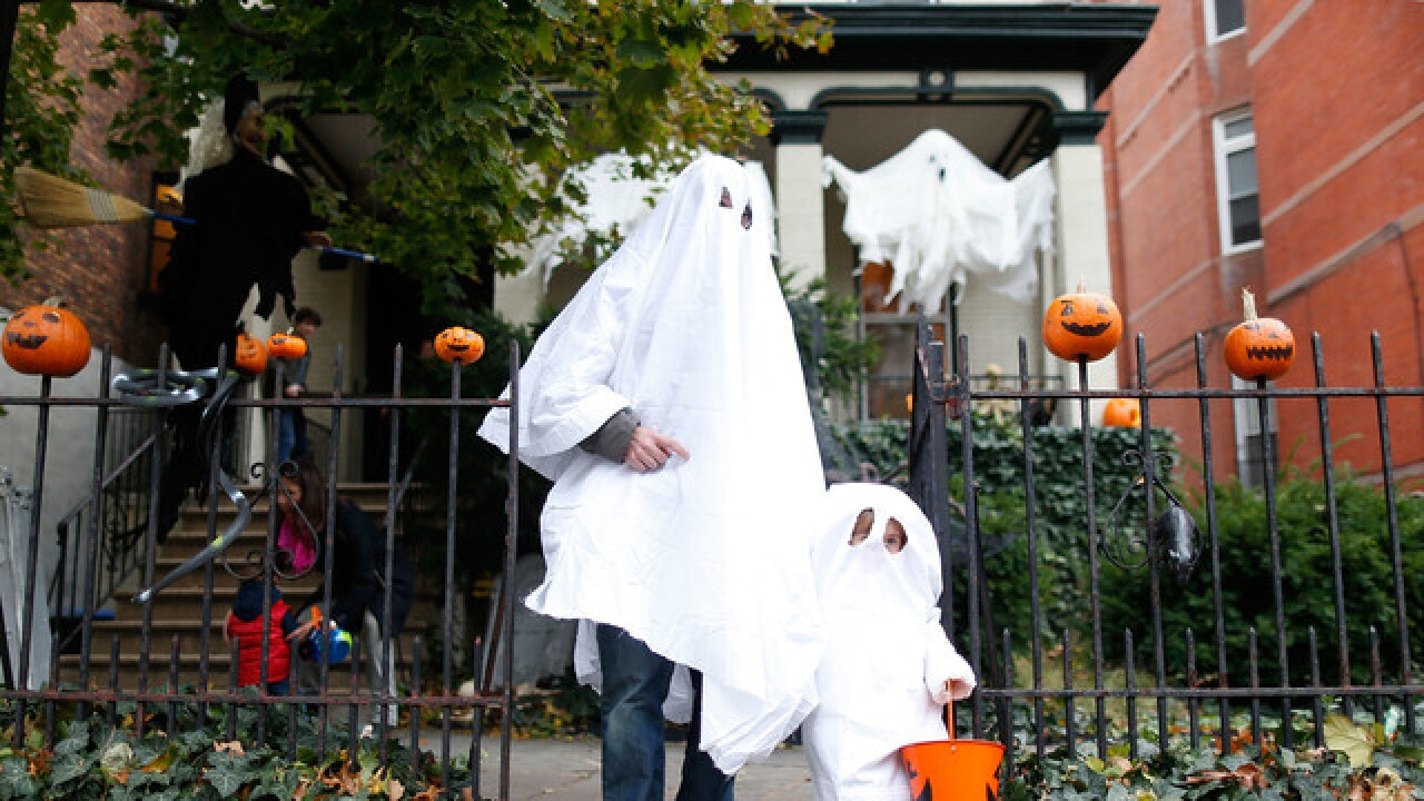 Which Denver neighborhoods will be candy-rich on Halloween?