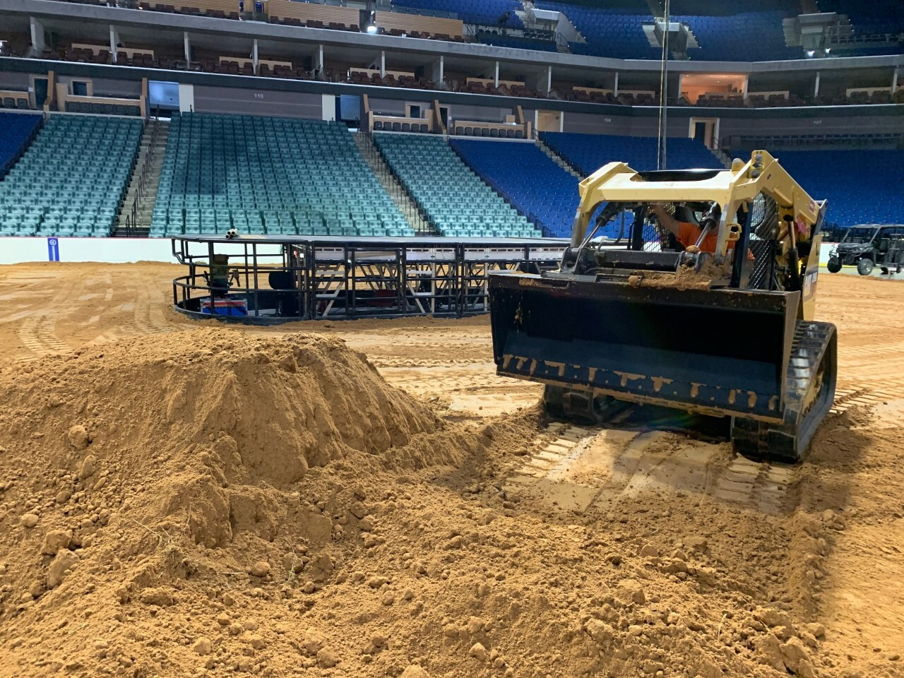 BOK Center preps for PBR event on Saturday and Sunday