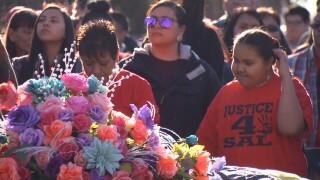 Selena Not Afraid laid to rest in Hardin Sunday