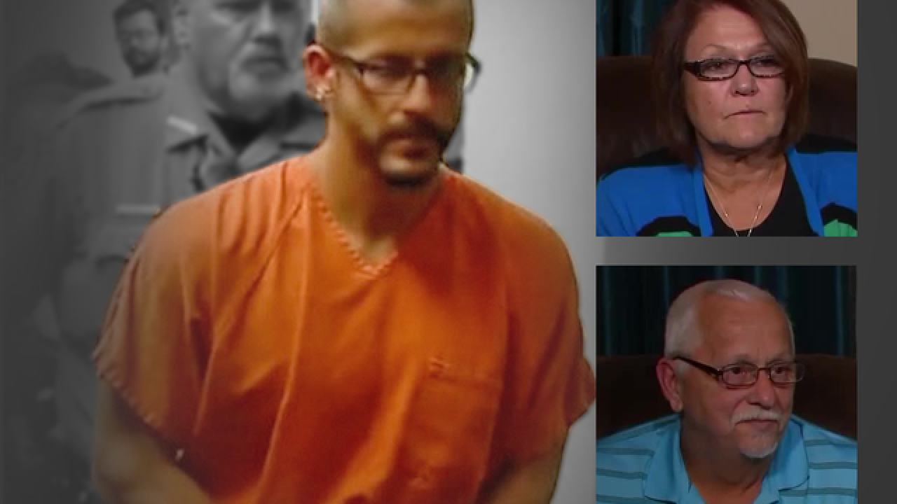 Chris Watts' parents break their silence after son's guilty plea in
