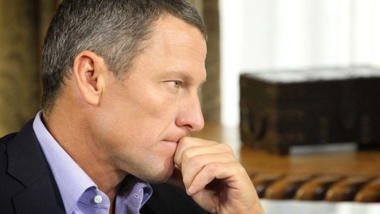 Lance Armstrong to pay US government $5 million to settle lawsuit